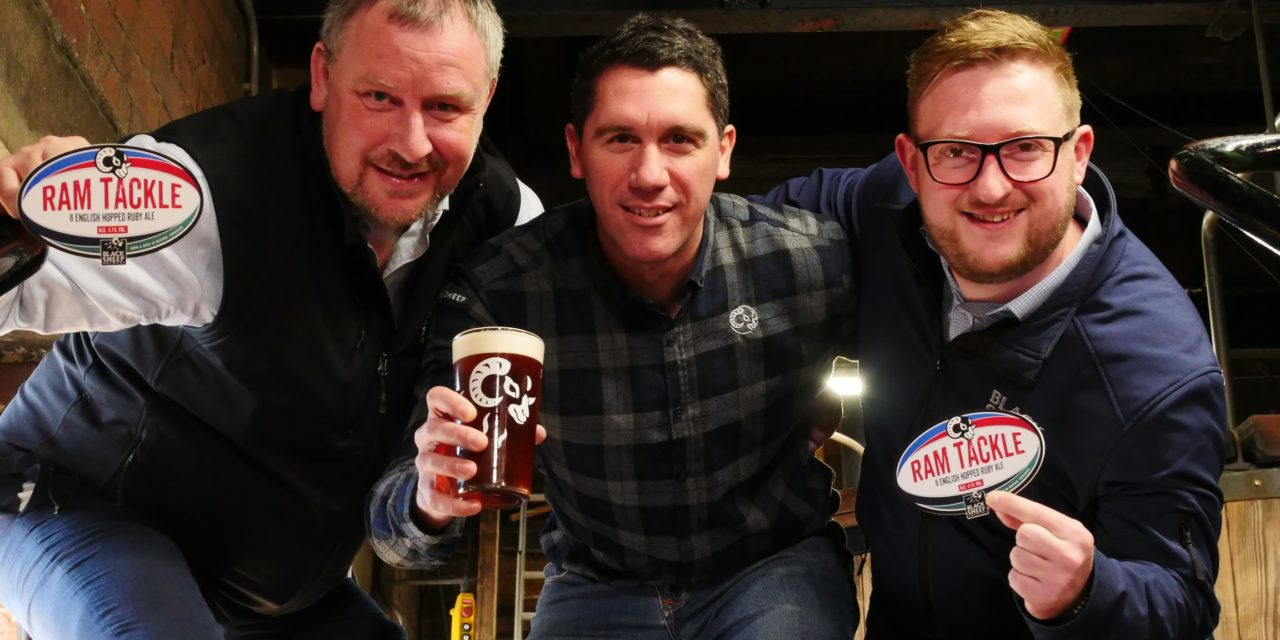 Rugby fever hits Black Sheep Brewery with the return of fan favourite rugby inspired beer