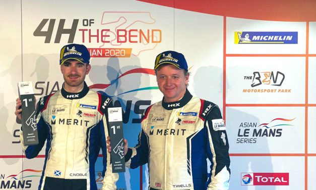 North East Director Wins Asian Le Mans