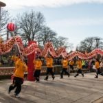SUNDERLAND CELEBRATES CHINESE NEW YEAR