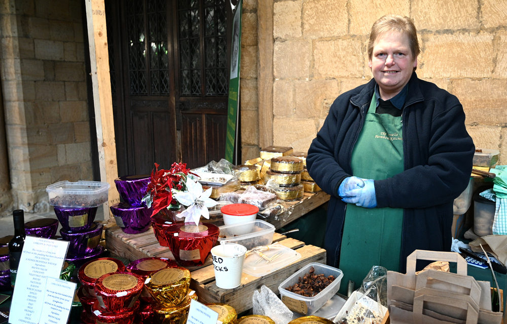Producers Invited to Special St Cuthbert's Day Market