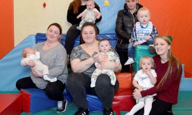 Port of Tyne supports young mums in South Tyneside to thrive
