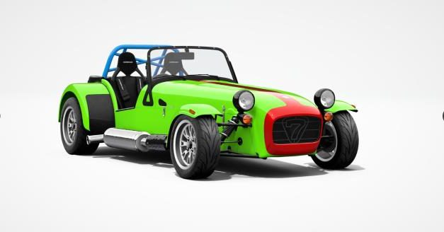 CATERHAM LAUNCHES FIRST IN-STORE CAR CONFIGURATOR IN UK DEALERSHIPS