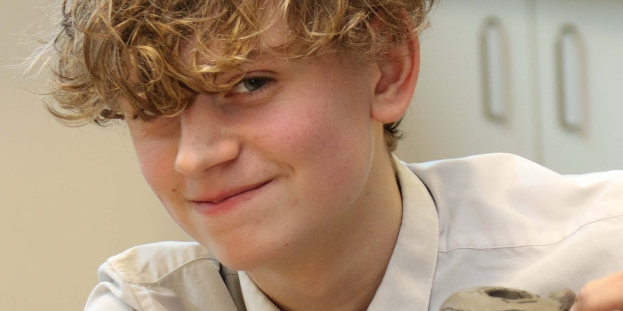 Schoolchildren given an insight into college life