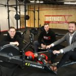 District V Fit For New Year Growth Challenge After Move To Bigger Gym Premises