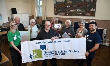 £50,000 Newcastle Building Society Grant To Help Historic North Tyneside Community Centre Weather The Storms