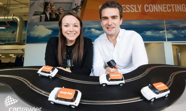 easyJet launches new online car rental service