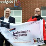 Bondgate IT flags up Mitchell's Everest charity challenge