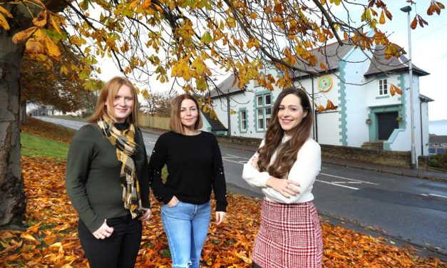 New nursery venture opens the door to forest school learning in Prudhoe