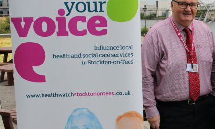 Speak up and help improve mental health in Stockton-on-Tees