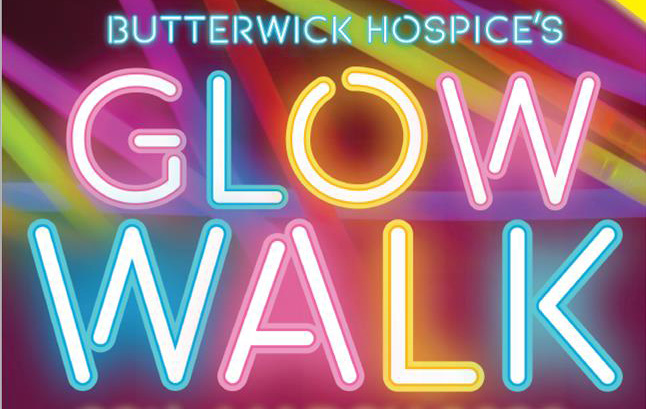 To boldly glow…hospice walk will light the way