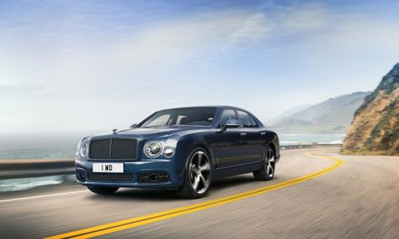 BENTLEY CELEBRATES ICONIC MULSANNE AND LEGENDARY ENGINE WITH UNIQUE FINAL '6.75 EDITION'