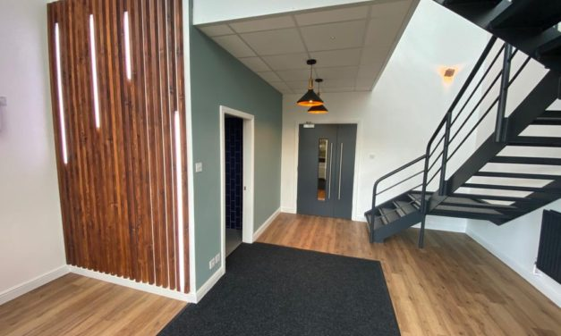 High quality Middlesbrough offices ready after refurbishment