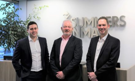 CONSULTANT STRENGTHENS ITS TEAM WITH THREE SENIOR APPOINTMENTS
