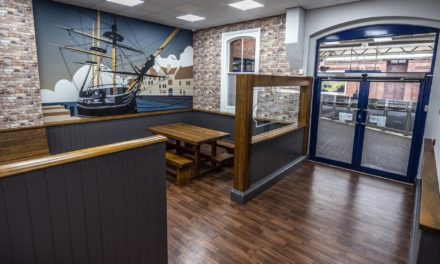 Grand Central unveils new customer lounge at Hartlepool station