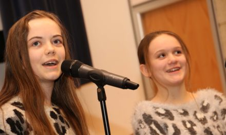 Talented students put on a show in performing arts extravaganza