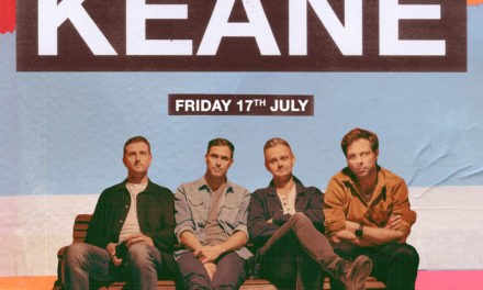Keane to play unmissable headline show at Scarborough Open Air Theatre