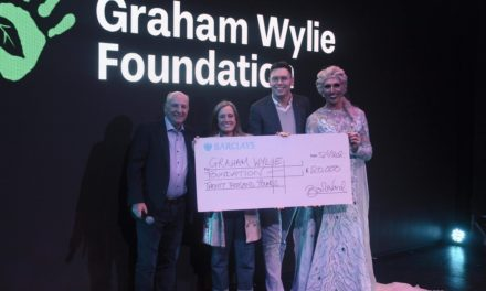 PARTYGOERS RAISE £20K FOR NORTH EAST CHILDREN