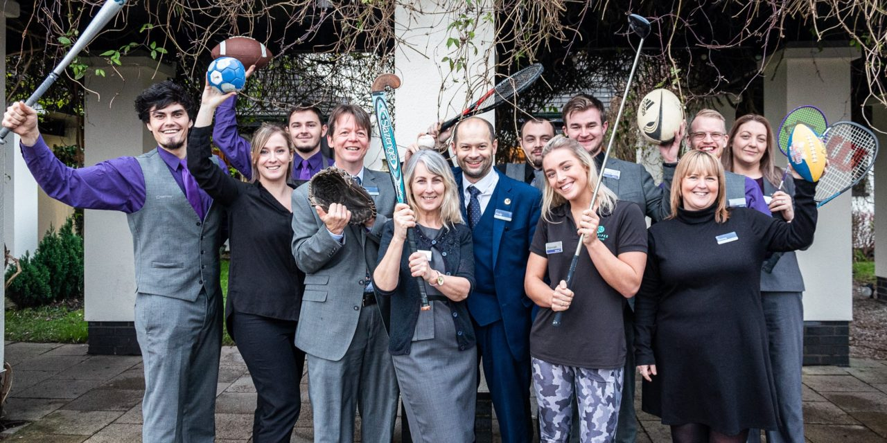 Lancashire hotel to play lead hospitality role in Corporate Games