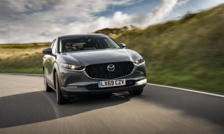 It's all in the name with Mazda's new CX-30