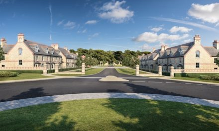 Landmark Residential Scheme Moves In First Buyers