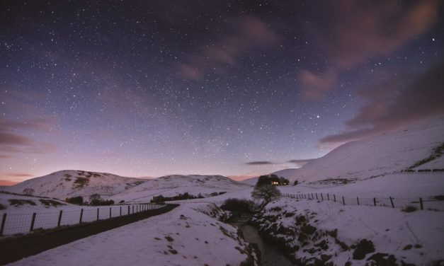 Last Call for Dark Skies Grant in Northumberland National Park
