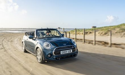 THE NEW MINI CONVERTIBLE SIDEWALK EDITION