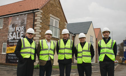 Innovative funding drives growth at North East housebuilder
