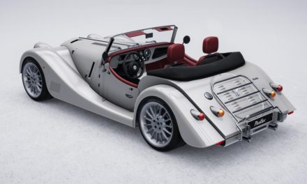 MORGAN LAUNCHES 3D CONFIGURATOR FOR ITS RANGE-TOPPING PLUS SIX