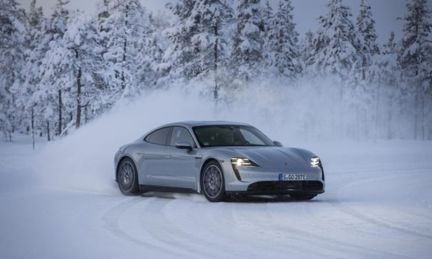 ELECTRIC VEHICLES CAN PRESENT NEW DRIVING CHALLENGES IN WINTER