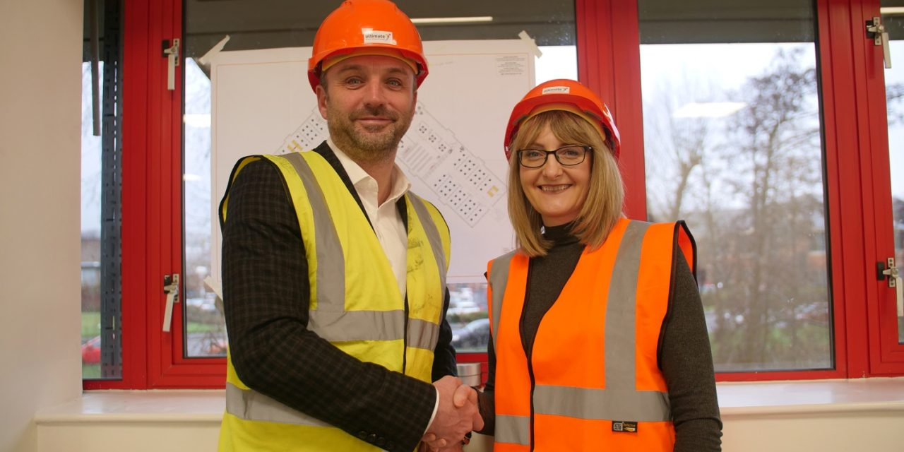 GORDON BROWN LAW FIRM UNITES TEAM WITH MOVE TO CUSTOM DESIGNED OFFICE SPACE IN TEAM VALLEY, GATESHEAD