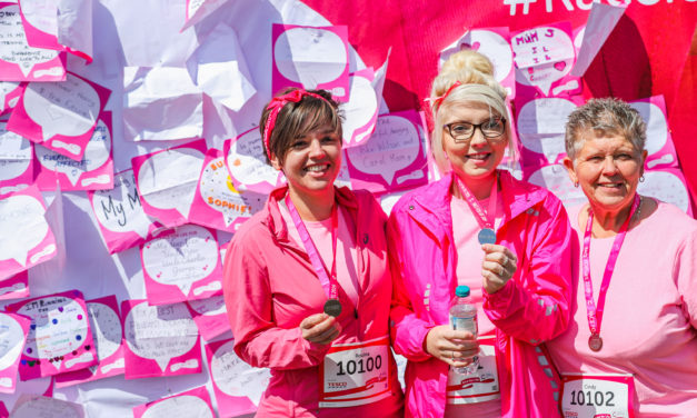 EVERYONE IS WELCOME AT THE RACE FOR LIFE NEWCASTLE AND GATESHEAD