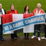 NEWCASTLE AND SUNDERLAND FOUNDATIONS UNITE FOR MENTAL HEALTH AWARENESS THIS BLUE MONDAY