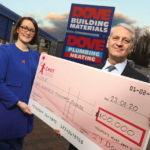 Dove Raises £100,000 for Charity