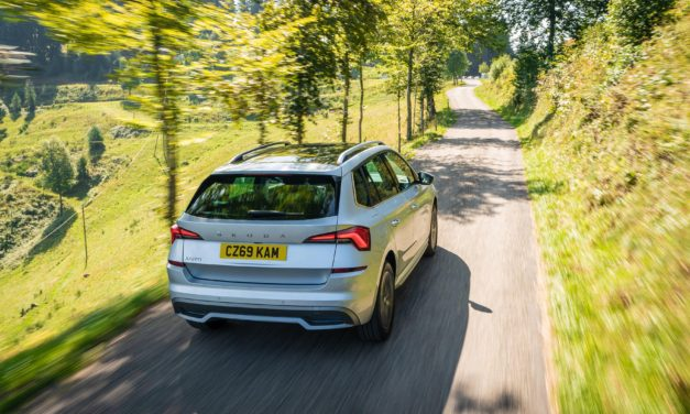 Skoda nails it with the new Kamiq