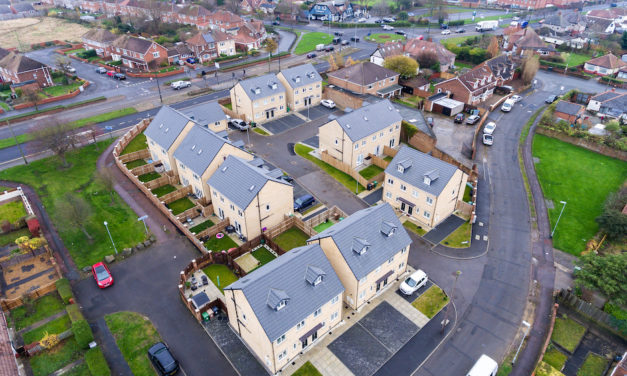 Port Homes housing development brings local jobs to Hartlepool