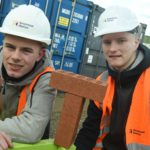Laying foundations for construction careers