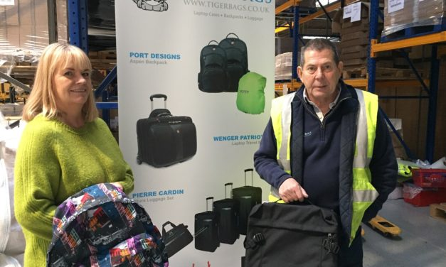 Tigerbags enjoying significant growth, with the support of Moody Logistics