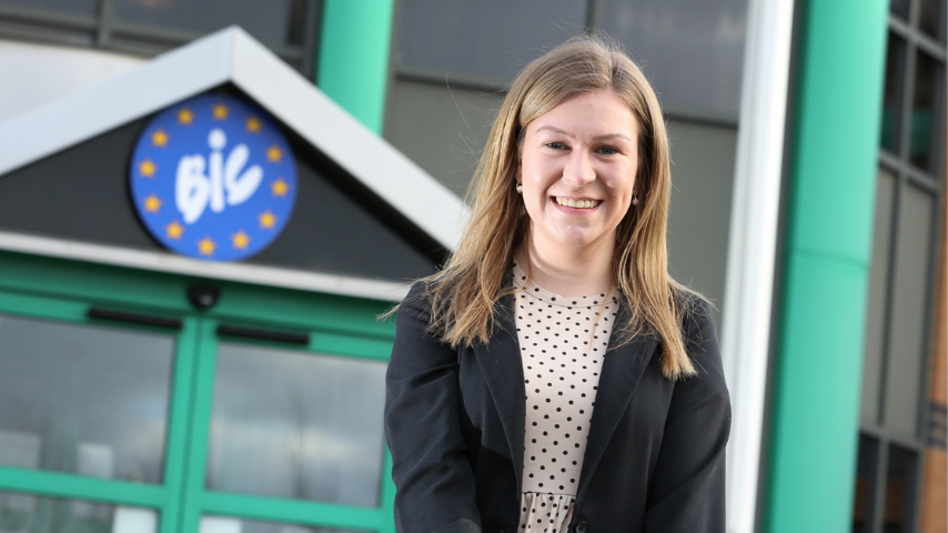 North East BIC boosts team with Baltic Apprentice