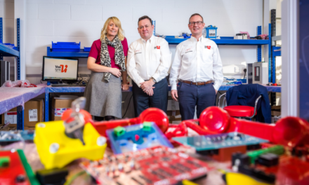 New home for manufacturer as business heats up