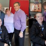 NUFC legend sparks Magpies memories at dementia event