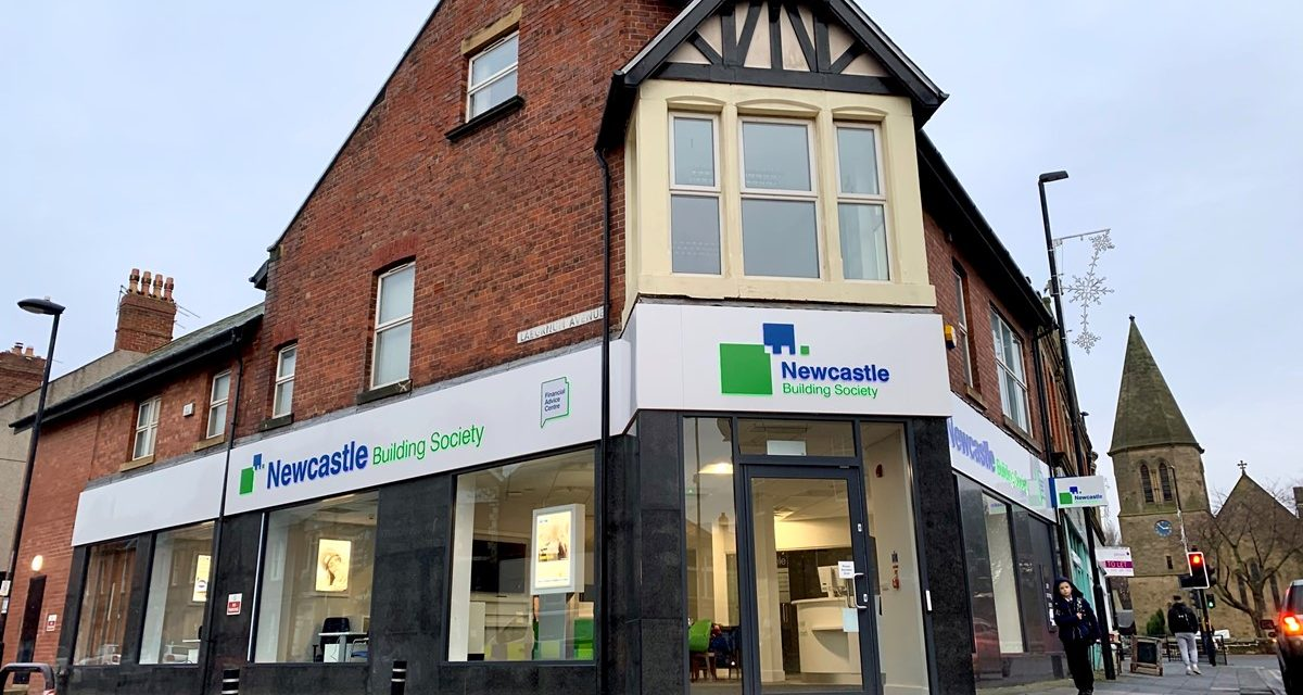 Doors Set To Open At New Whitley Bay Branch Of Newcastle Building Society