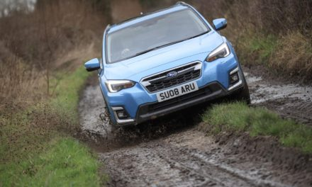 FOLLOW YOUR OWN PATH WITH THE SUBARU XV e-BOXER