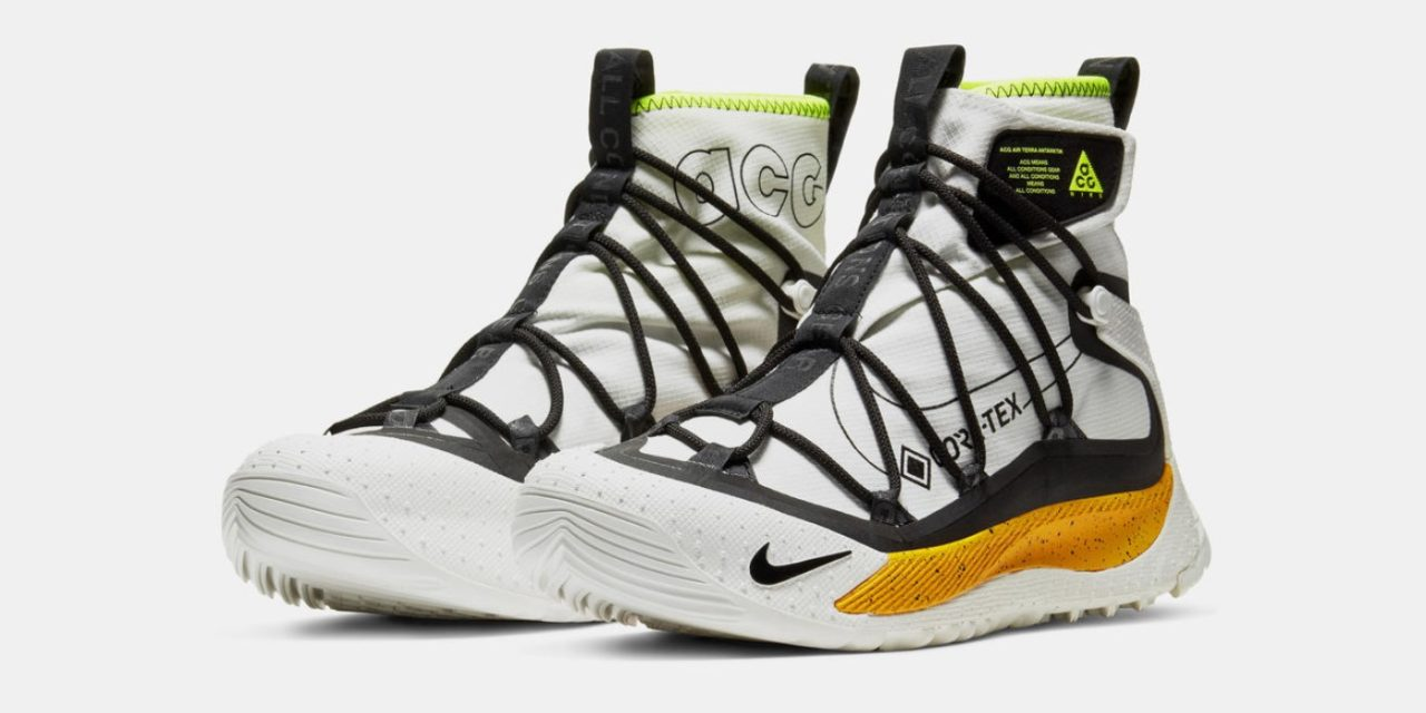 Protect Your Feet this Winter with the Latest Nike All-Conditions Gear Boot