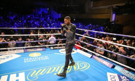 Heavyweight boxing set for a defining 2020