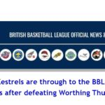 Team Solent Kestrels are through to the BBL Trophy Semi-Finals after defeating Worthing Thunder