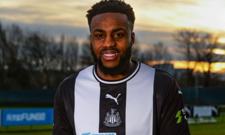 DANNY ROSE JOINS NEWCASTLE UNITED ON LOAN