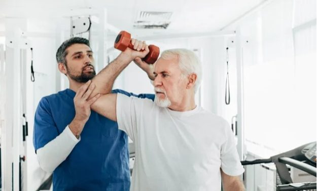 Exercise can reduce side effects of prostate cancer hormone therapy