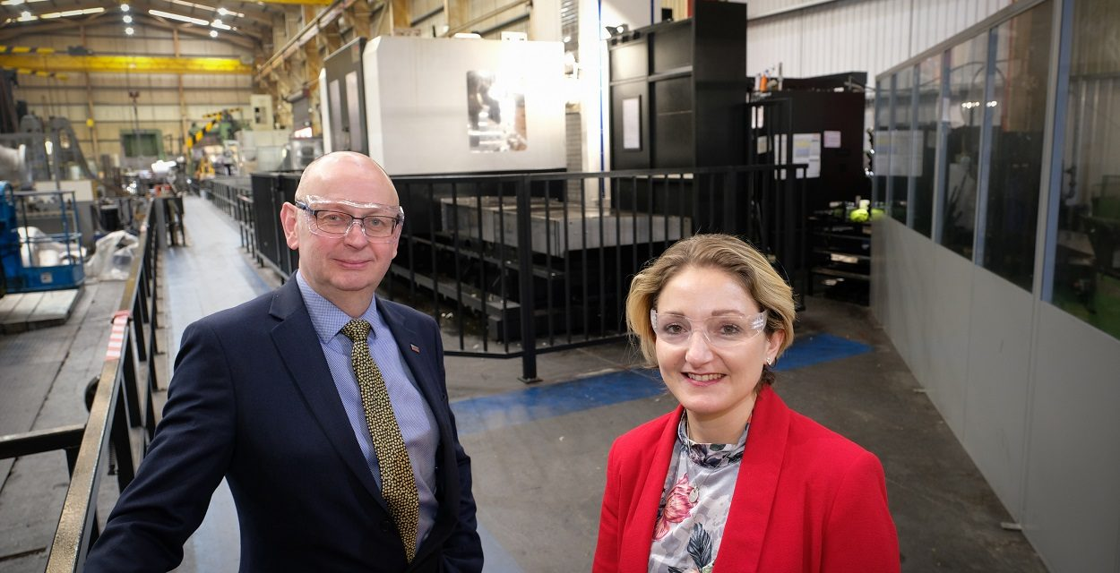Tees Components invests £500,000 on precision boring mill