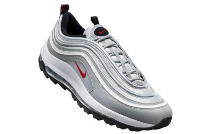 Hit the Links in the Air Max 97 G Silver Bullet