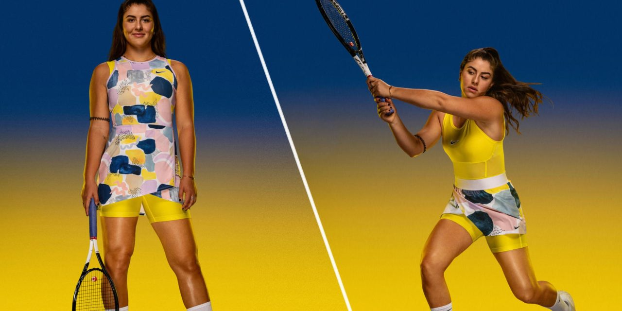The Clothing for Tennis' First 2020 Major is Designed to Keep Players Cool